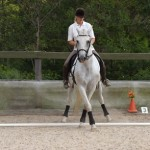 Gill and Roux 150x150 The Art of Working Equitation.