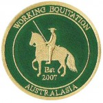 WEA. est 2007 150x150 Working Equitation Trainers / Coaches Accreditatons